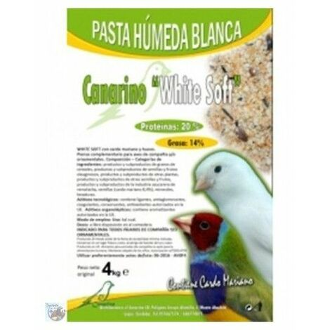 PASTA HUMEDA PINETA WHITE SOFT 4 KG