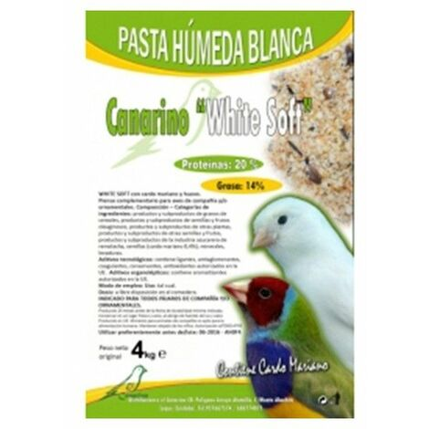PASTA HUMEDA PINETA WHITE SOFT 9 KG
