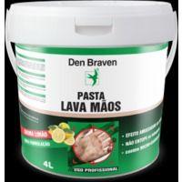 Pasta Lava Manos Uso Profesional Cubo 4 Litros - Den Braven Pasta Lava Manos - Pack 1