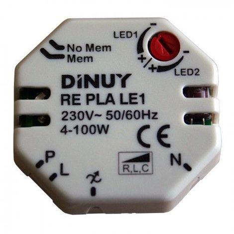 Pastilla Reguladora Lamparas LED regulables Blanco
