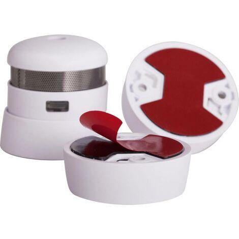 Pastille adhésive pour détecteur de fumée Cautiex 105366 1 pc(s)