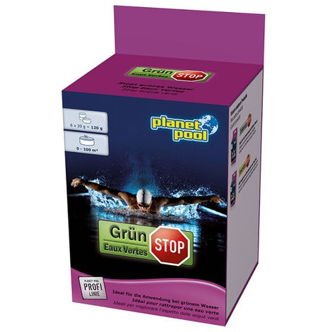 Pastilles Anti-algues AQUALUX - 8000013ES