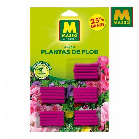 PASTILLES DE FERTILISANT POUR PLANTES FLEURIES 45 GR.
