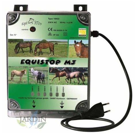 Pastor eléctrico 230V para cercar caballos