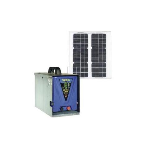 Pastor eléctrico solar CORRAL SUPER A 100 M (12V)