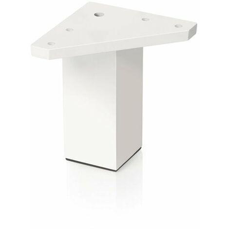 """main image of """"4 Patas para mueble cuadrada blanca - varias opciones disponibles"""""""