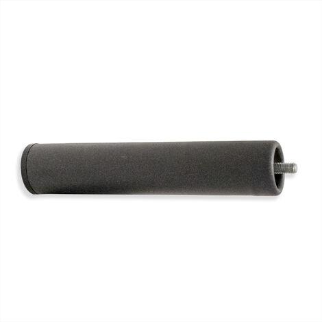 Patas Metálicas Redondas - Rosca de Metrica 10 (1 cms)