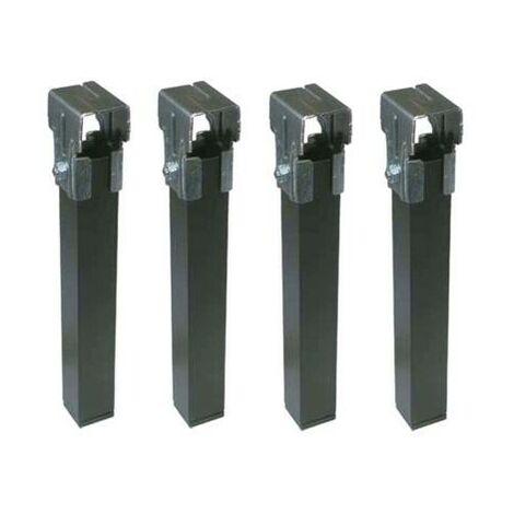 Patas somier (4) altura 250mm - varias tallas disponibles