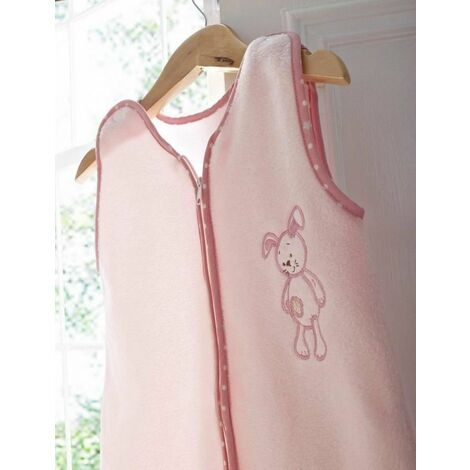 Patch Pink Cosy Baby Sleep Suit 3-9 Months