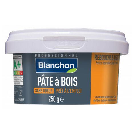 Pâte à bois Blanchon 250g - Plusieurs modèles disponibles