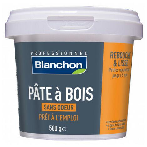 Pâte à bois Blanchon 500g - Plusieurs modèles disponibles