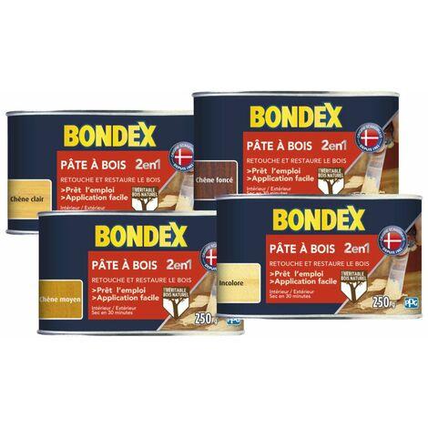 Pâte à bois Bondex 80g
