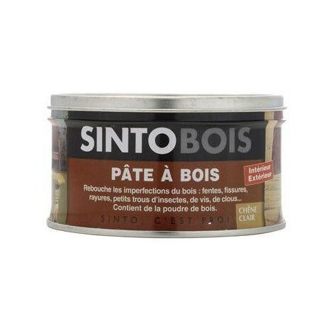 Pâte à bois tradition SintoBois - plusieurs modèles disponibles