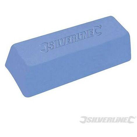 Pâte à polir bleue, 500 g, Composé fin, Couleur bleue