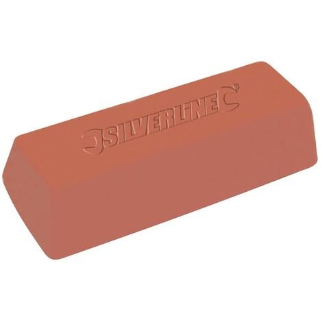 Pâte à polir rouge - 500 g Composé fin pour l'or et l'argent