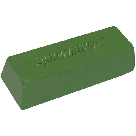 Pâte à polir verte, 500 g Couleur verte