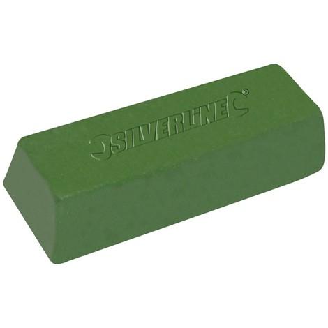 Pâte à polir verte - 500 g Double emploi pour matériaux durs et doux