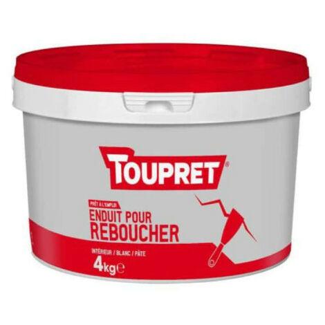 Pate à Reboucher TOUPRET 4Kg - BCERP04
