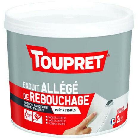 Pate à Reboucher TOUPRET Allégée 2L - BCAL02