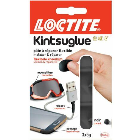 Pâte à réparer flexible 3x5g Kintsuglue LOCTITE - plusieurs modèles disponibles