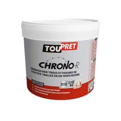 Pâte de rebouchage TOUPRET Chrono R 700ml - LSCHRP07 - Rouge