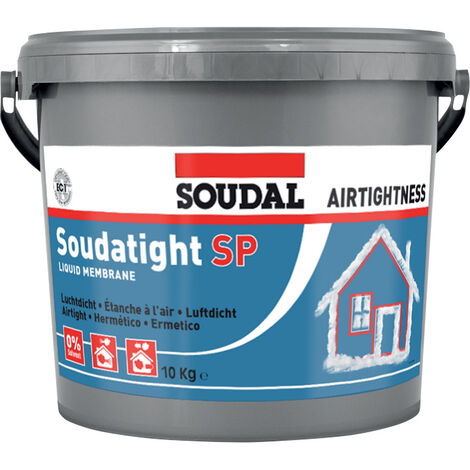 Pate polymère soudatight - SOUDAL