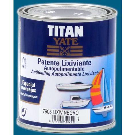Patente Autopulimentable Lixiviante Titan 750 mL
