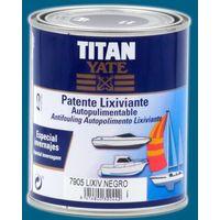 Patente Autopulimentable Lixiviante Titan