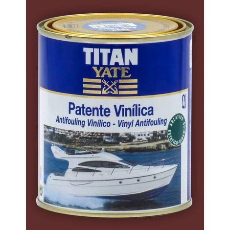 Patente Vinílica Titan Yate 750 mL