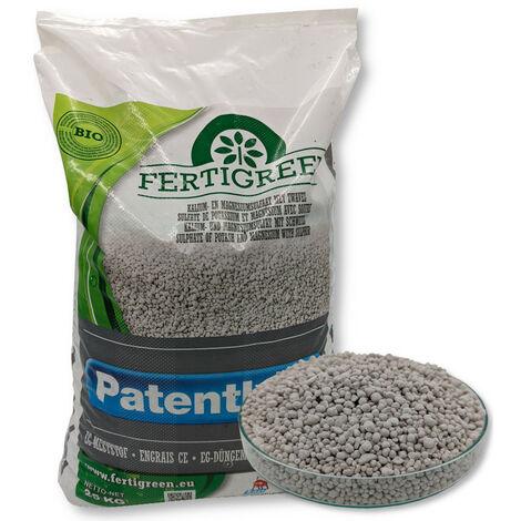 Patentkali® 25 kg Potasse Engrais Légumes Jardin Universel Fleurs Original K S