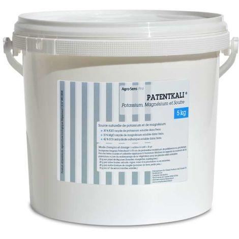 Patentkali engrais minéral riche en potasse et magnésie. 5 kg UAB