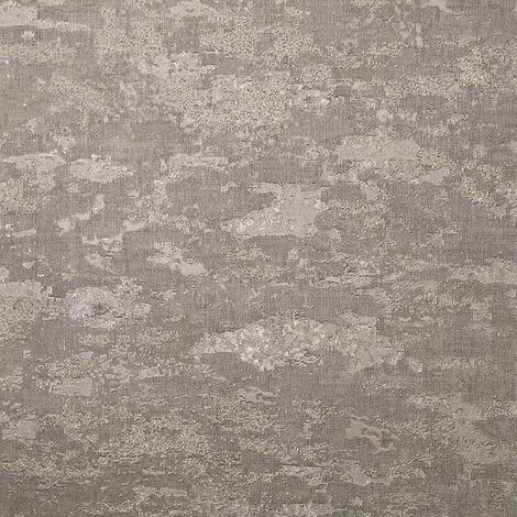 Patina Neutral Textured Wallpaper Arthouse Heavyweight Vinyl Glitter Metallic