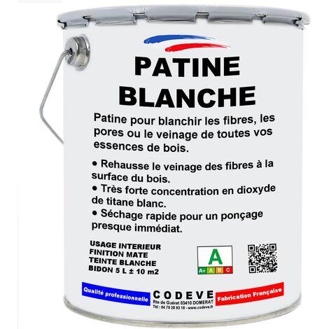 PATINE BLANCHE Teinte Blanc 5 Kg