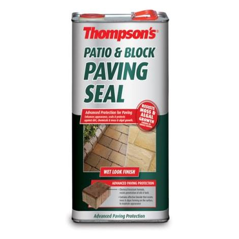 Patio & Block Paving Seal