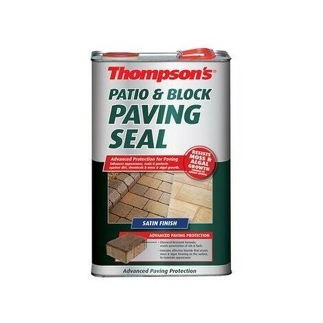 Patio & Block Paving Seal