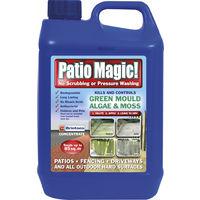 Patio Magic! Patio Path Driveway Cleaner 2.5 Litre No Scrubbing