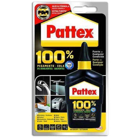 PATTEX 100% PEGAMENTO-COLA 100 GR