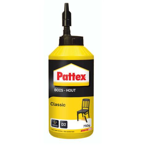 Pattex Bois Classic Bouteille 750gr - PATTEX