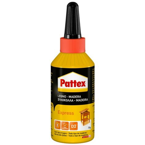 Pattex colle à bois bouteille 75gr 1419309