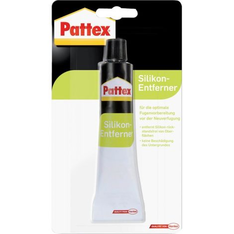 Pattex decapante silicono 80ml tubo (por 6)
