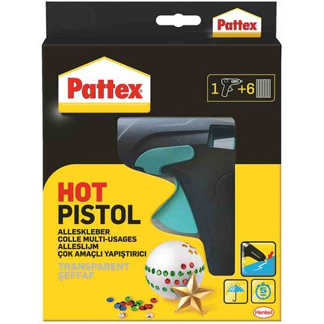 PATTEX Heißklebepistole Hot Pistol