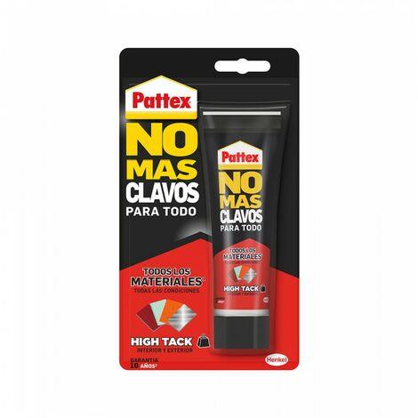 PATTEX SANS CLOUS NI VIS, TOUT USAGE - 142GR