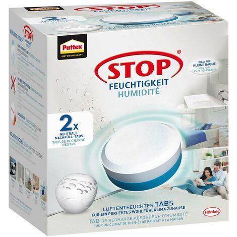 Pattex Stop Pearl Luftentfeuchter-Nachfülltabs 30m³ S215331