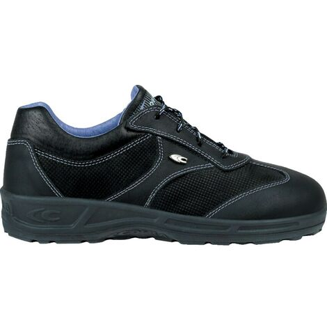 Paula S3 SRC Women\'s Black Safety Trainers