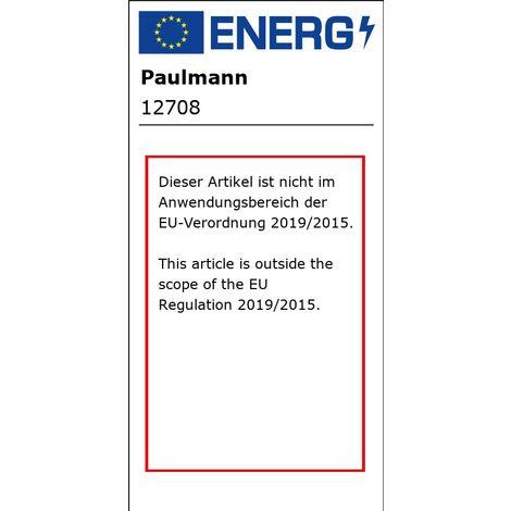 Paulmann 127.08 8W E14 Warmweiß Energiesparlampe Tropfen