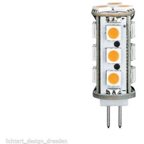 Paulmann 282.76 LED Stiftsockel 2,5W Warmweiß G4 12V 28276