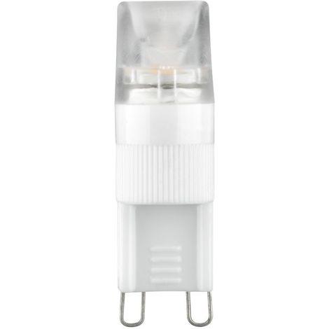 Paulmann 283.42 LED Stiftsockel Spot 1,5W Strahler Klar G9 230V Warmweiß