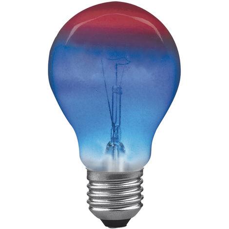 Paulmann 400.39 Glühbirne 25W E27 blau rot