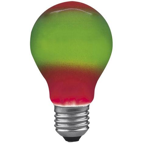 Paulmann 400.40 Glühbirne 25W E27 rot grün