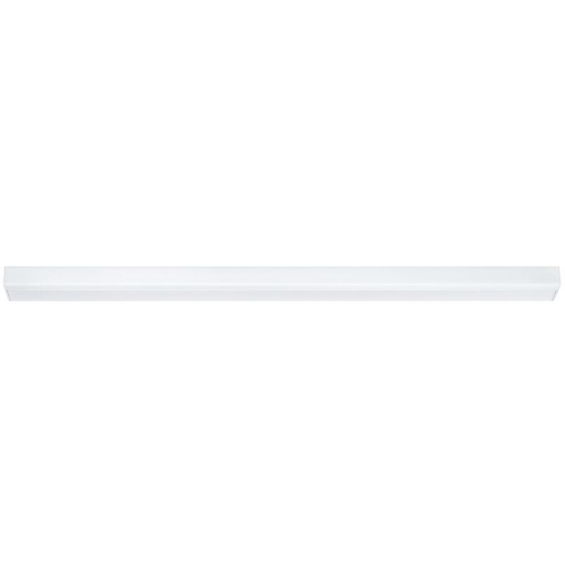 Paulmann 706.78 LED Spiegelleuchte Linea IP44 15W Wandleuchte 80cm Tageslichtweiß Weiß/ Satin - PAULMANN LICHT